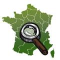 La carte de France Biologix